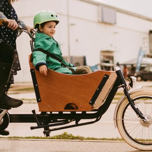 DIN 79010 (電動)載貨自行車德國標準簡介