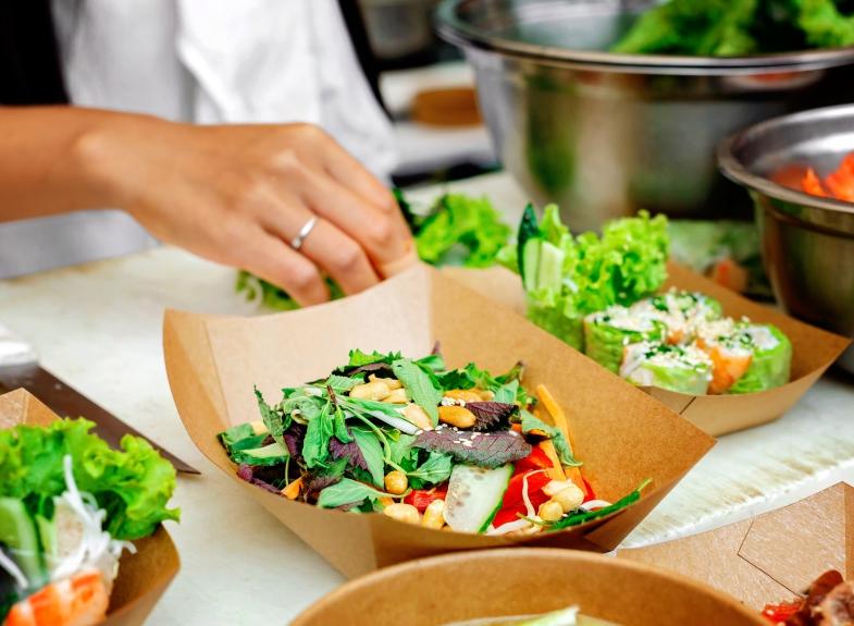 ISO 22000 : 2018 食品安全管理系統