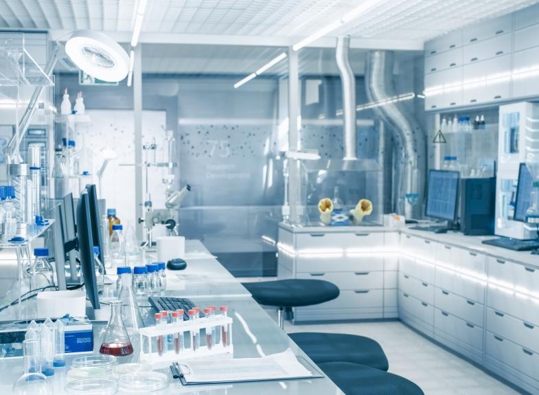 ISO / IEC 17025 實驗室建置