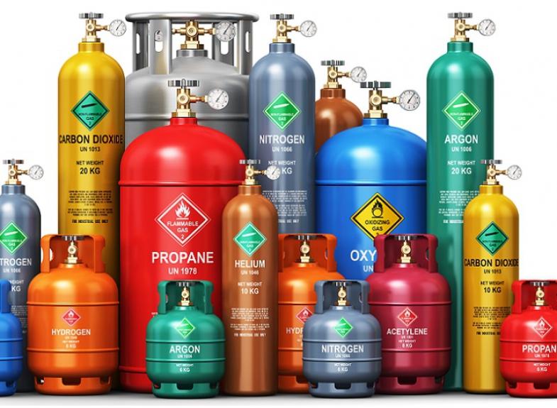 特用製程氣體檢測服務